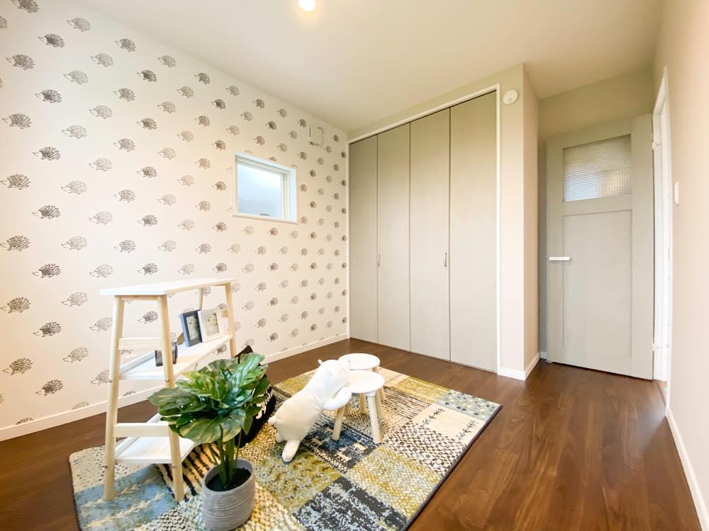 ルミナージュ岸和田第3段モデルハウス 子供部屋